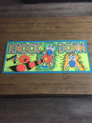 Vintage Carnival Sign for Sale in Portland, OR
