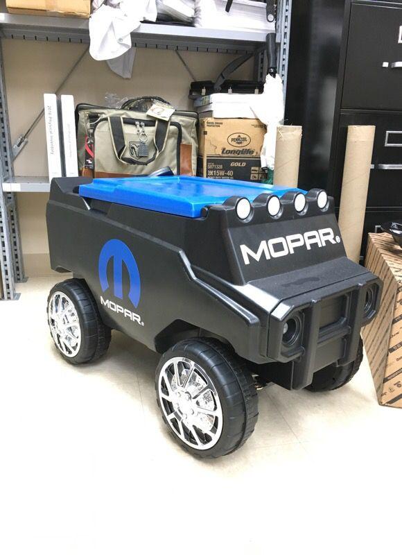 mopar remote control cooler w accessories for sale in. Black Bedroom Furniture Sets. Home Design Ideas