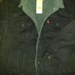 Levi Sherpa Jacket Thumbnail