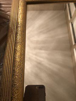 2 gold mirrors Thumbnail