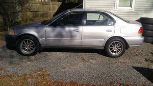 Honda civic 1996 and 2000 parts only solo partes for Sale in Alexandria, VA