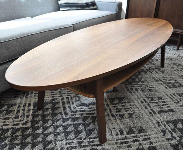 Ikea Stockholm Surfboard Coffee Table