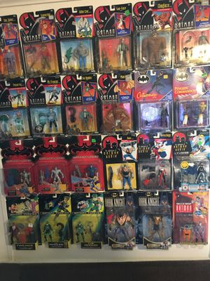 Batman 1990 Kenner action figures for Sale in Mesa, AZ