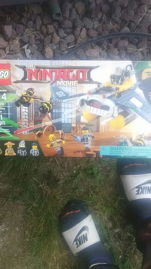 Lego Ninjago manta ray bomber Only $15 today! for Sale in Kent, WA