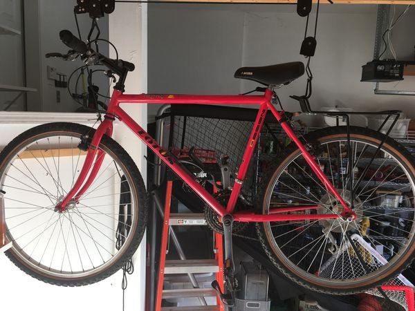 Lotus Mountain Bike Early 90 S Rarely Ridden For Sale In