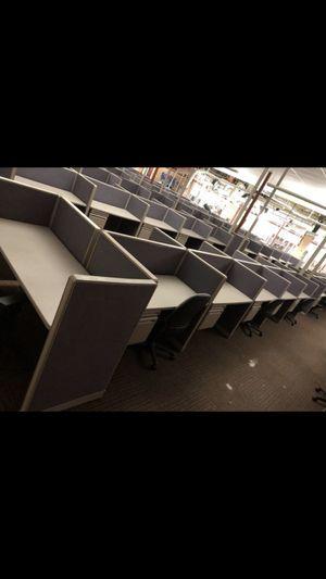 Haworth short wall cubicles for Sale in Mesa, AZ