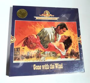 Photo New in the package Gone With the Wind Puzzle