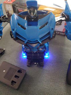Transformer Car Thumbnail
