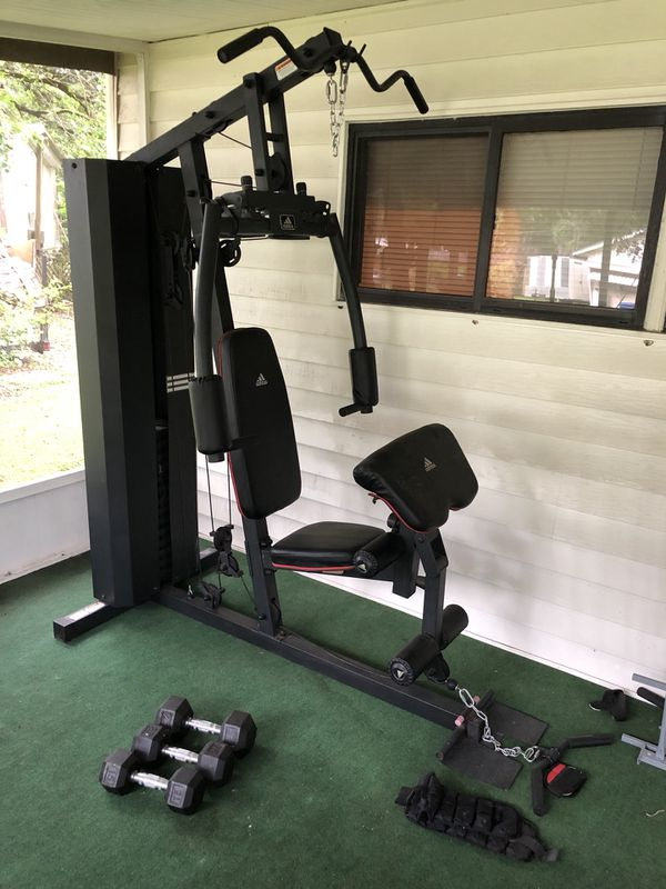 Adidas home gym for sale in tampa fl offerup