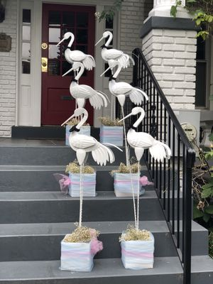 Baby shower cranes for Sale in Washington, DC