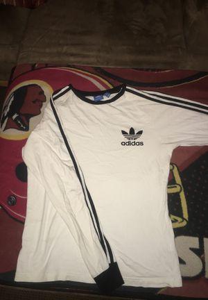 Adidas Long Sleeve White for Sale in Fairfax, VA