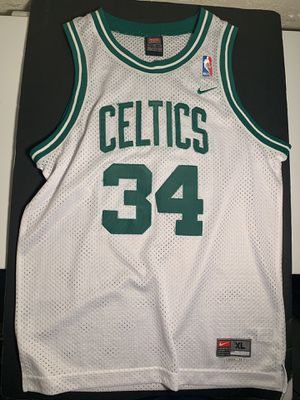 low priced 5e879 40c7a Paul Pierce Nike Celtics Jersey (Kids XL) for Sale in Pembroke Pines, FL -  OfferUp