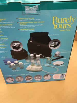 Purely Yours Breast Milk Pump for Sale in Haymarket, VA