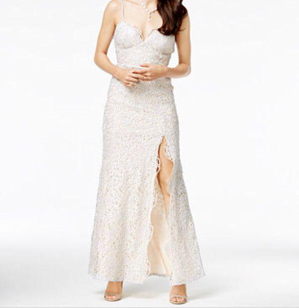 974a475907ef Macys Prom Dress for Sale in Tampa, FL - OfferUp