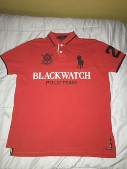 Black Watch Polo Ralph Lauren Thumbnail
