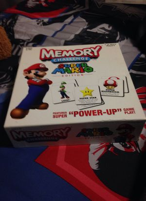Memory game challenge for Sale in San Diego, CA