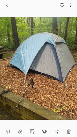Sirius 3 tent with footprint for Sale in Washington, DC