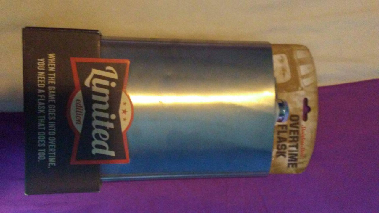 64 ounce flask