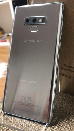 Samsung galaxy note 9 Thumbnail