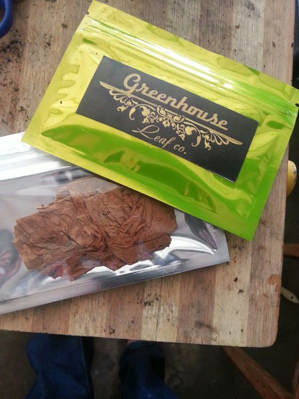 100% organic Whole Leaf tobacco for Sale in Missouri City, TX - OfferUp