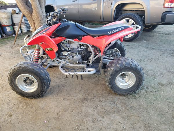 2005 Honda Trx450r for Sale in Tulare, CA - OfferUp
