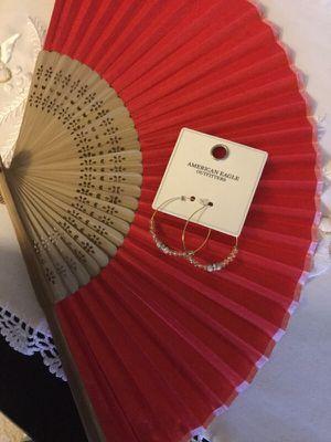 Large Hoop earrings 💖✨Fun Fashion & Style for Sale in Alexandria, VA