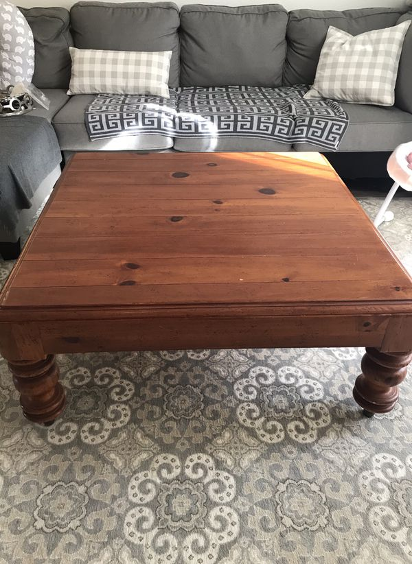 Wood Coffee Table For Sale In Tampa Fl Offerup