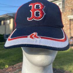 Boston Redsox Dad Cap Thumbnail