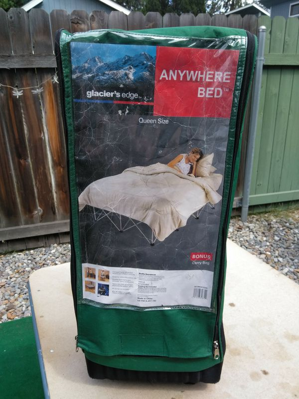 Glaciers Edge Anywhere Bed Frame For Sale In Spokane WA
