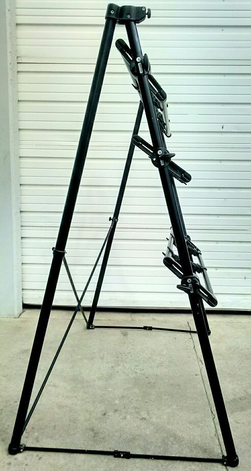 PRO Manfrotto 3-Tier Keyboard STAND FRAME A-Frame (Musical ...