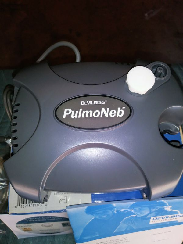 Nebulizer System By Devilbiss For Sale In Murrieta Ca Offerup