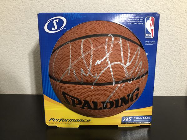 purchase cheap 2ae85 4407d Dennis Rodman Autograph | Signed NBA Basketball for Sale in Sacramento, CA  - OfferUp