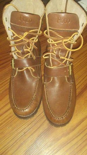 Polo Ralph Lauren Ranger Men Boots *NEW for Sale in Alexandria, VA