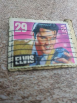 Elvis Presley postage stamp for Sale in Germantown, MD