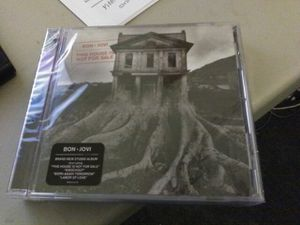 Two new bon Jovi this house is not for sale brand new cd for Sale in Salt Lake City, UT