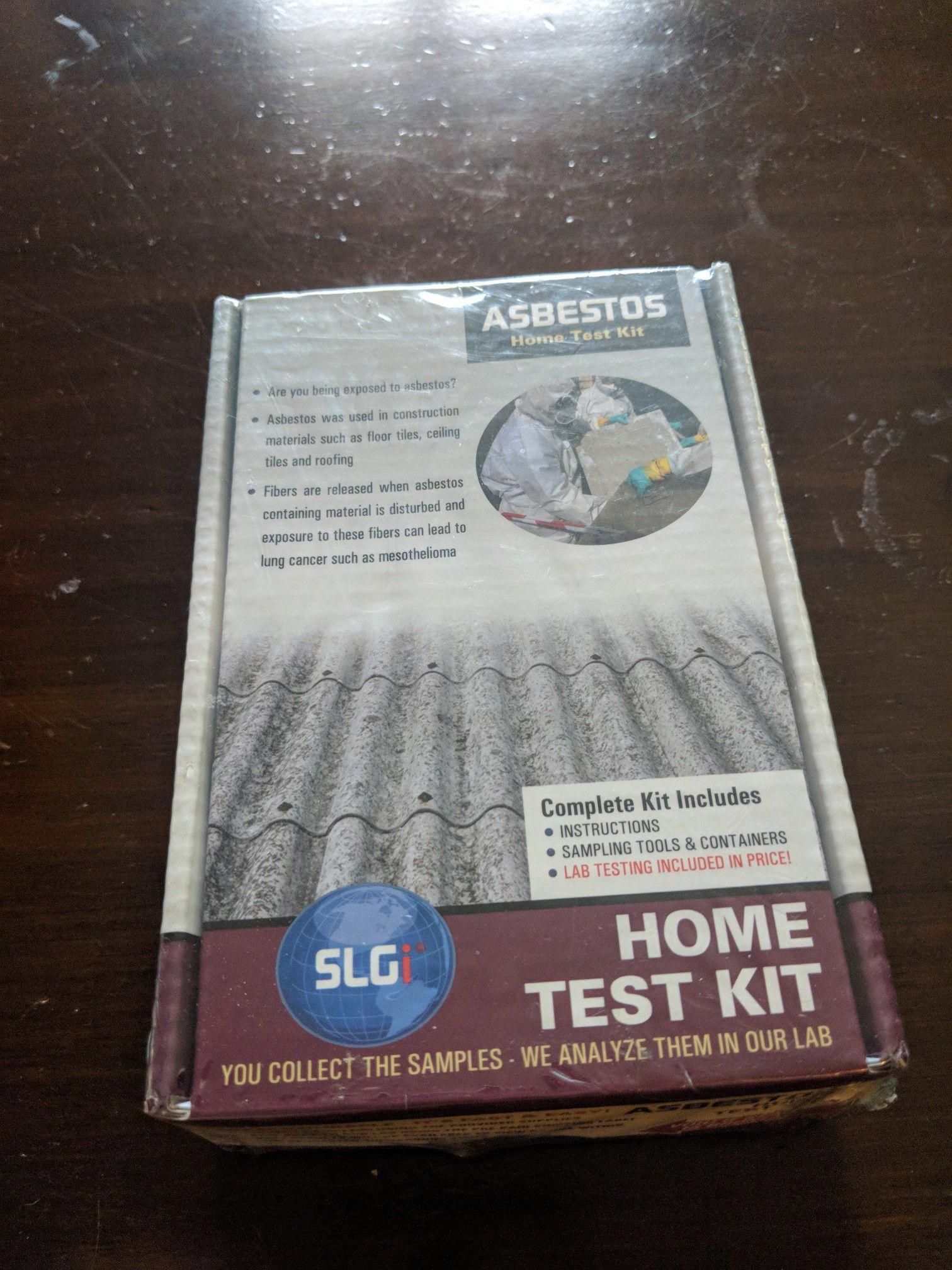 Asbestos Home Test Kit