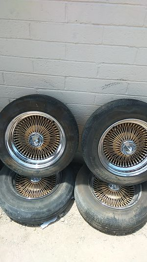 New And Used Gold Rims For Sale In Tucson Az Offerup