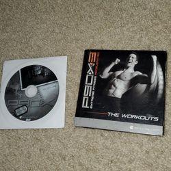 Workout DVDs, P90x, Insanity, Turbo Jam, Etc Thumbnail