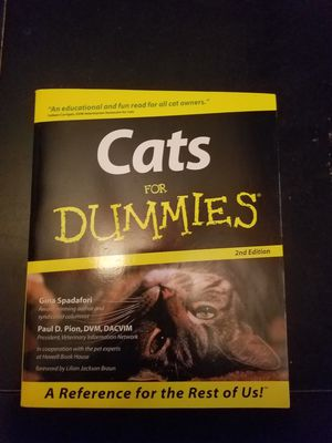 Cats for dummies. for Sale in CO, US