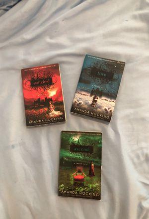 A trylle novel by Amanda Hocking for Sale in Salt Lake City, UT