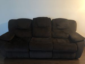 Astonishing New And Used Reclining Couch For Sale In San Diego Ca Offerup Ocoug Best Dining Table And Chair Ideas Images Ocougorg