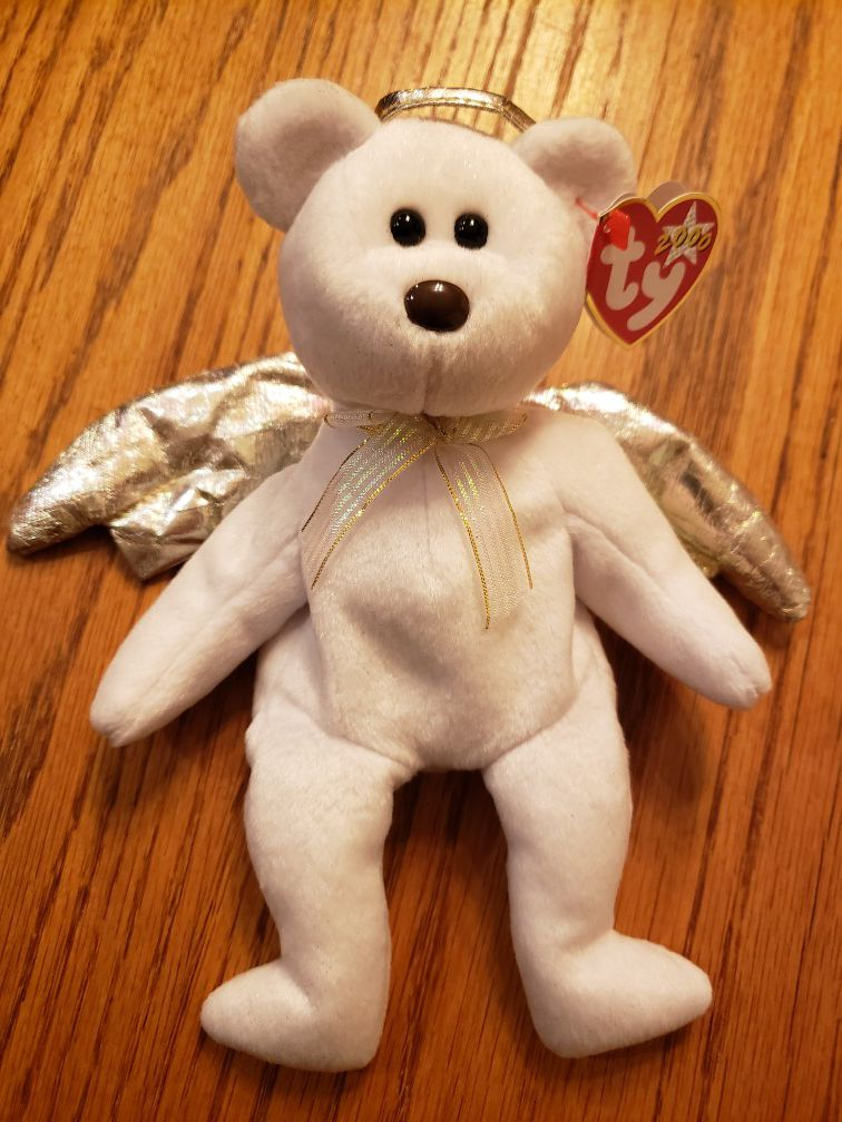 HALO II BEANIE BABY 2000 WITH TAG