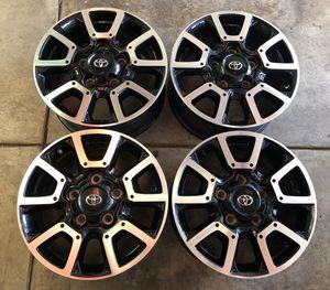 """Photo 18"""" Toyota Tundra Wheels/Rims"""