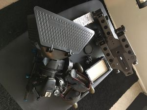 Canon T3i + Extras(Videographer Kit) for Sale in Lanham, MD