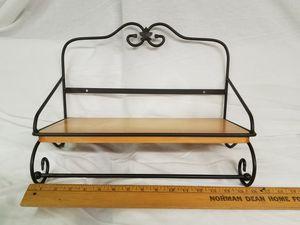 Longaberger Wrought Iron Corner Basket Stand for Sale in Bangor, PA ...