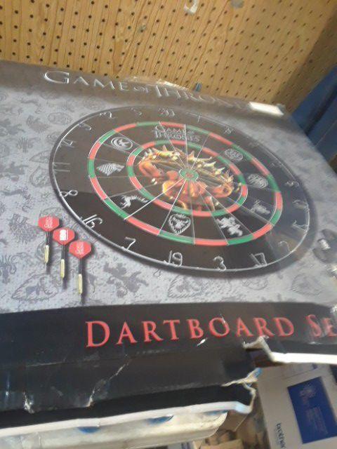Game Of Thrones Dart Board For Sale In Woodbridge Va Offerup