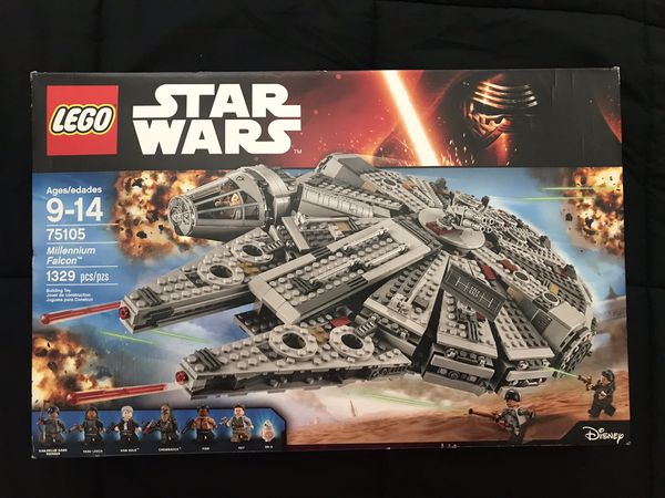 LEGO STAR WARS SETS (FACTORY SEALED) for Sale in Escondido, CA - OfferUp
