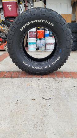Mud Terrain Tires Thumbnail