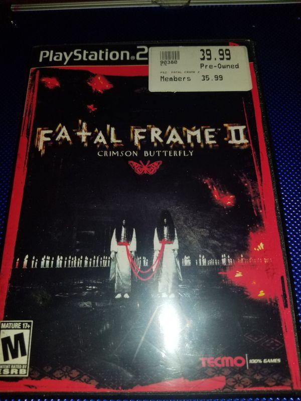 Dorable Fatal Frame 2 Psn Image Collection - Custom Picture Frame ...