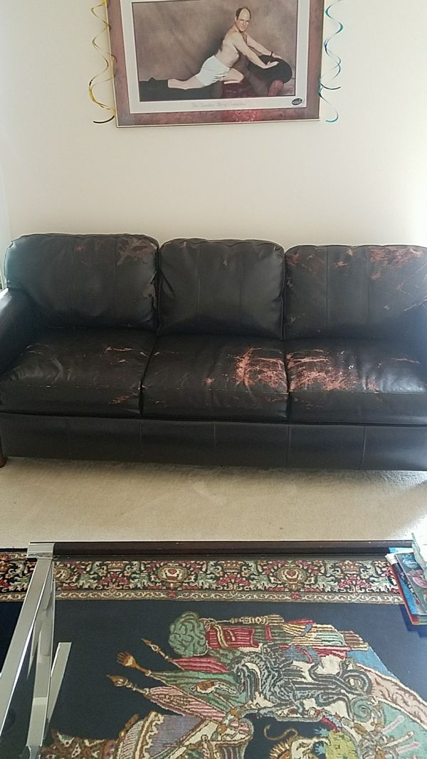 Free Sofa Bed And Love Seat Pick Up For In Clarksburg Md Offerup